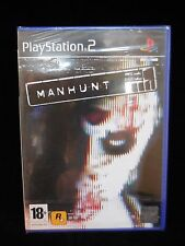 Manhunt para playstation 2