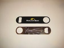 Budweiser World Beer Soda Flat Bar Bottle Cap Lifter Opener 7