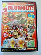 Nintendo e3 BLOWOUT! Steine der Weisen PC MAC CD-ROM 2004 Windows Mac os9
