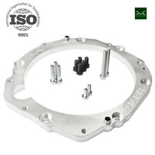 TOYOTA 1JZ 2JZ ENGINE ADAPTER PLATE TO MAZDA RX-8 RX8 SWAP TUNING DRIFT JZ PMC