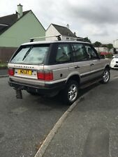 2001 Range Rover P38 4.0 V8 HSE with LPG