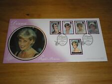 1998 GB Stamps DIANA - PRINCESS OF WALES on BENHAM FDC Special ALTHORP Cancels
