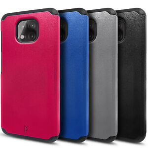 For Motorola Moto G Power (2021) Case Dual Layer Shockproof Rugged Bumper Cover
