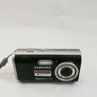 "Samsung Digimax A503 Digital Camera 5.0 Megapixels 2.0"" LCD Tested Works"