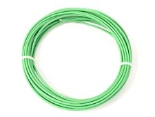 16 ga GAUGE GXL AUTOMOTIVE HIGH TEMP COPPER WIRE - 25 FT - LIGHT GREEN
