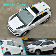 Alloy Top Roof Side Rails Bars Luggage Rack For Chevrolet TRAX/TRACKER 2013-2015