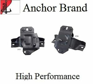 2 PCS FRONT L&R MOTOR MOUNT FOR 1984-1995 FORD MUSTANG V8-5.0L ENGINE