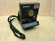 Polaroid SLR 680 SE Instant Collapsible Camera 600 Film - Untested **READ INFO**