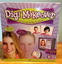 NIB Digi Makeover Girl Tech Plug And Play