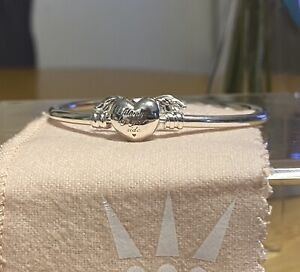 Genuine Pandora Mothers Day 2021 Winged Heart Bangle 21cm 599379C00-21
