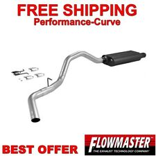 Flowmaster Force II Exhaust System fits 99-04 Ford F-250 F-350 - 17229
