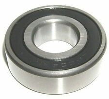 Qty 1 - 6002-2Rs rubber seal bearing 6002 rs ball bearing 6002rs Abec1 / C3