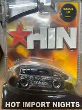Hot Wheels HIN Hot Import Nights Scion xB Die-Cast Grey 2004 HTF in Gray