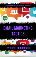 Email Marketing Tactics Russell Brunson MP4 Video Course Digital Download