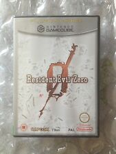 NEW FACTORY SEALED Resident Evil Zero pour Nintendo Gamecube (Player's Choice)