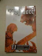000 Claymore 11 Shonen Jump Advanced Paperback Manga Anime