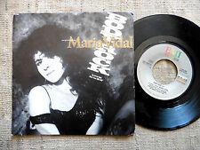 Maria Vidal – Body Rock / Do You Know Who I Am - 45 giri