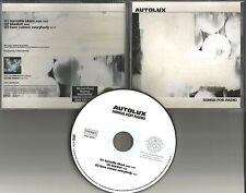 Greg of FAILURE & Replicants AUTOLUX  3 TRX Sampler w/ EDIT PROMO DJ CD Single