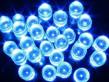 700 LED CHRISTMAS WEDDING FAIRY LIGHTS WITH MEMORY BLUE (Clear Wire)