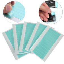 60Tabs Pre-Cut Double Sided Adhesive Super Tape for Skin Weft Hair Extensions NE