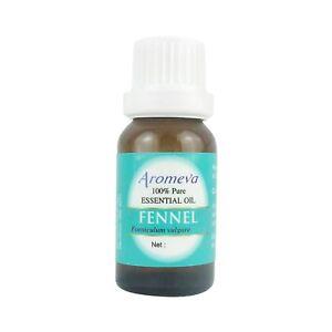 Fennel Essential oil 100% pure aromatherapy 10ml 30ml 50ml 100ml
