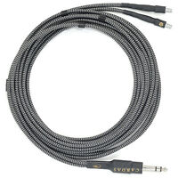 "CARDAS AUDIO CLEAR Upgrade Cable for SENNHEISER HD800 S HD820 Headphones 1/4"" 2M"
