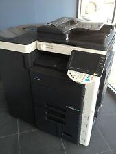 Konica Minolta Bizhub C451 Photocopier Printer Fax and Scan with Finisher