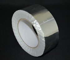 Aluminium Klebeband 45m x 48mm Fixband Alu-Klebeband Isolierung Dampfsperre