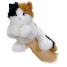"""Aurora Plush 11"""" Esmeralda Cat Puppet, NEW!!"""