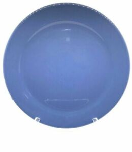 """SECLA Modern Blue Platter(s) Made In Portugal 12"""" Round"""