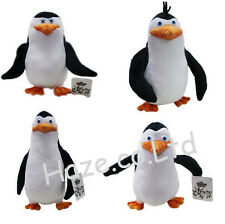 The Penguins of Madagascar Kowalski Plush Toy Soft Doll Kid Toy Present
