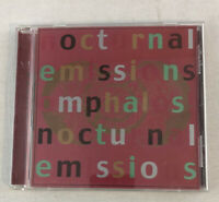 Nocturnal emissions Omphalos CD - no scratches on disc