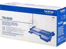 Original Brother Toner TN-2220 schwarz 2.600 Seiten HL-2240 MFC-7360N FAX-2840