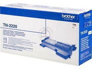 3 x Brother Toner TN-2220 schwarz 2.600 Seiten HL-2240 MFC-7360N FAX-2840