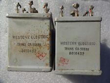 Western Electric Trans GA-50888