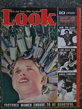 Look Magazine May 11, 1937  Clark Gable  VINTAGE ADS  Mae West