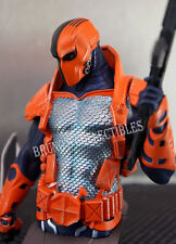 New 52 Deathstroke Bust DC Comics Super Villains Statue DC Collectibles