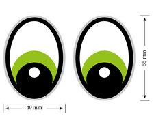 Augen ,Auto,Aufkleber,Wandtattoo,Car,Sticker,Eye,Stickers,Yeux Grün