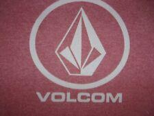 Volcom Circle Logo Skate Surf T Shirt Mens Size Medium