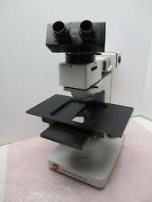 Leitz Laborlux 12 Hl Metallurgical Compund Microscope With Vertical Illuminator