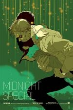 Midnight Special by Tomer Hanuka Rare SOLD OUT Mondo Poster Print Only 250 Made