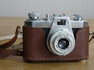 Halina PET 35mm camera - Vintage - Retro - Lomo - Film