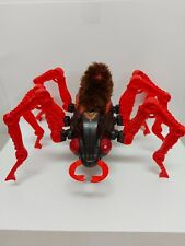 MOTU He Man Masters of the Universe Spydor Vehicle Grizzlor Figure Spider Insect