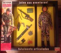 Geyperman Soldado Marines USA Reedición Referencia 7001 2ªG caja Sin Abrir Nuevo