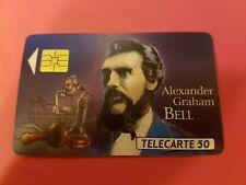 Carte téléphonique - Alexander Graham BELL  (A8073)