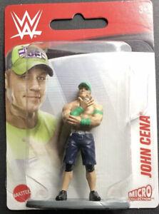 "WWE Wrestling Micro Collection John Cena 3"" Action Figure Toy Mattel"