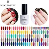 103Colors BORN PRETTY UV Gel Nail Polish 5ml Soak off Color Gel Varnish