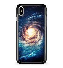 Espacio Vórtice Whirlpool Galaxy Cielo Estrellado Mystical Mágico 2D Móvil Funda