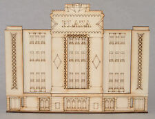 TH001 Low Relief Super Cinema and Theatre OO Gauge Laser Cut Kit
