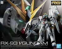 RG Nu Gundam Fin-Fannel Effect Set Scale Model Kit Montaggio Real Grade Bandai